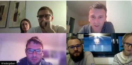 ASS-Videokonferenz